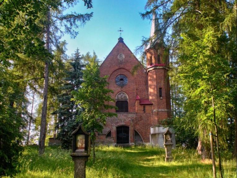 Hrobka rodu Lobkowiczů