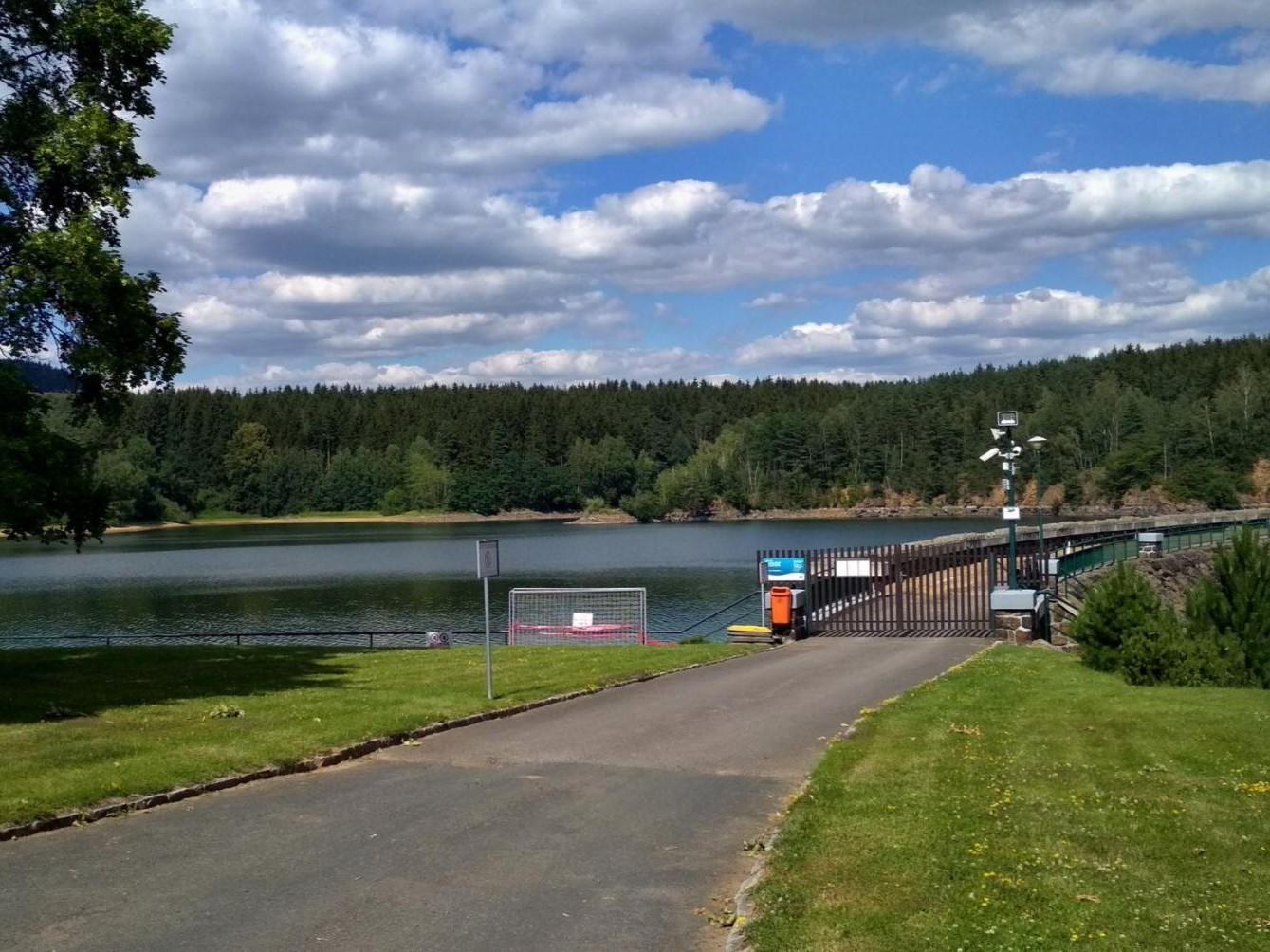 Vodní nádrž Mostiště